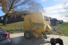 Vermeer 555XL Baler `2002`1