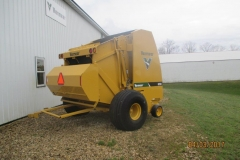 Vermeer 605N Baler2